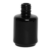 Empty Bottle – Black Gloss 0.5 oz