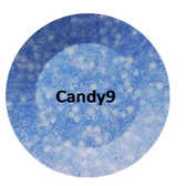 CHISEL 2IN1 ACRYLIC & DIPPING 2OZ - CANDY COLLECTION -CANDY9