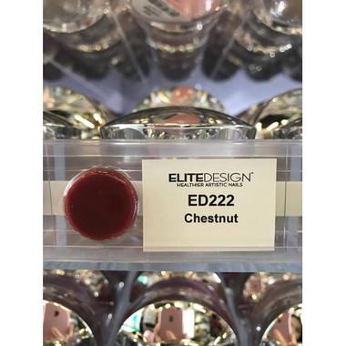 1b8ee0beb6 Premium Elite Design Dipping - ED222 - Chestnut - Diamond Nail ...