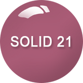 CHISEL 2IN1 ACRYLIC & DIPPING 2OZ - SOLID COLLECTION -#SOLID21