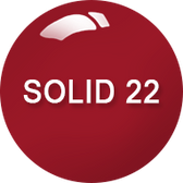 CHISEL 2IN1 ACRYLIC & DIPPING 2OZ - SOLID COLLECTION -#SOLID22
