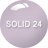 CHISEL 2IN1 ACRYLIC & DIPPING 2OZ - SOLID COLLECTION -#SOLID24