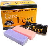 Care Feet Pumice Pad 24/Case
