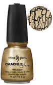 Tarnished Gold Crackle 0.5 Fl. Oz