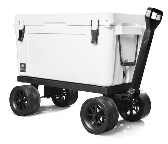 Wheeled Coolers Best Cooler With Wheels Brute Hauler