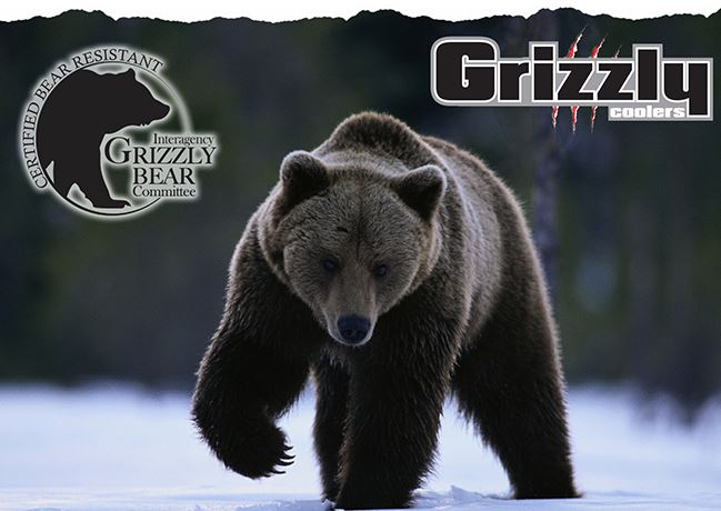 IGBC Certified Food Coolers by Grizzly