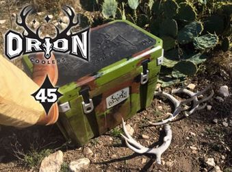 Orion 45 Quart Cooler - by Jackson Kayak