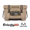 Grizzly 20 with Realtree™ Graphics