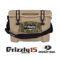 Grizzly 15 with Mossy Oak Graphics