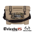Grizzly 15 with Realtree™ Graphics