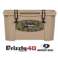Grizzly 40 with Mossy Oak Graphics