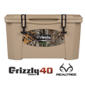 Grizzly 40 with Realtree™ Graphics