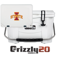 Grizzly 20 with Iowa State Graphic