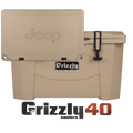 JEEP® Edition Grizzly 40