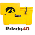 Grizzly 40 with Iowa Hawkeyes Graphics