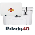 Grizzly 40 with Iowa State Graphics