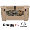 Grizzly 75 with Realtree™ Graphics