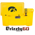 Grizzly 60 with Iowa Hawkeyes Graphic