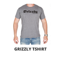 Grizzly Logo T-Shirt