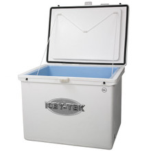 450 Quart Cooler by Icey-Tek - Lid Open