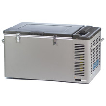 Portable top-opening 12/24V DC & 110V/120V AC Fridge-Freezer