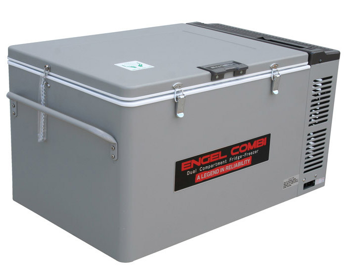 12 Volt Fridge >> Engel Mt60f U1 C Portable Combi Fridge Freezer