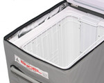 Durable outer protective canvas for 12 volt coolers. MT27 Model