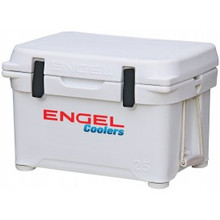 25 qt. Engel Cooler - DeepBlue Model - White