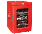 Coca Cola Vintage Style Fridge - Red - KWC-25