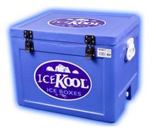 Icekool 60 liter blue