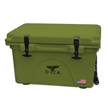 40 Qt Orca Cooler Top Rated Cooler Made In The Usa