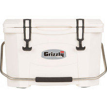 Grizzly 20 Quart - White