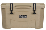 Grizzly 40 Quart Sandstone/Tan