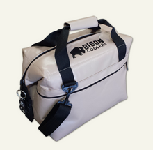 Bison Soft Sided Cooler - Top rated Soft-sided cooler Bage - 12 Can SoftPak Sand