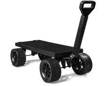 Brute Hauler - All-Terrain Wheels