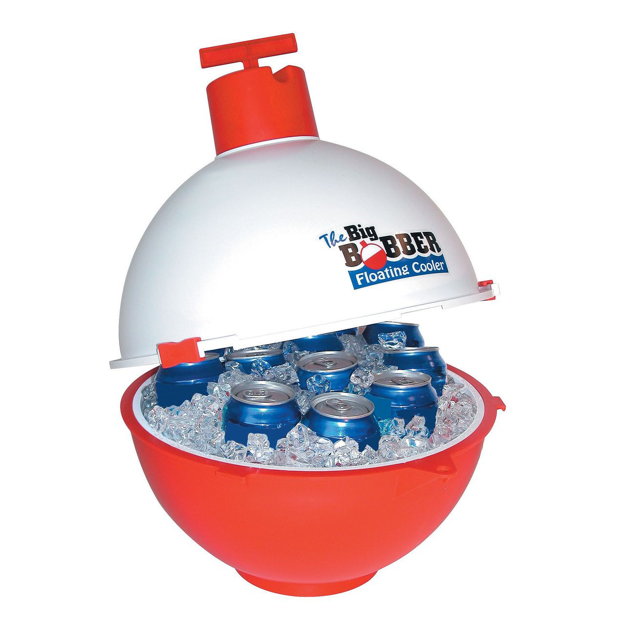 12 Can Big Bobber Floating Cooler Loading Zoom