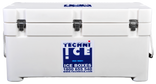 "This 70L model has 2.9"" walls & 3""lid (Yes you Read it Right !! 2.8"" Walls) that is more than twice as thick as most polyethylene ice boxes, and much thicker than fibreglass ice boxes."