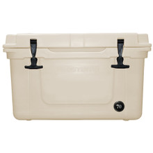 Frostbite cooler ice chest 70 quart white