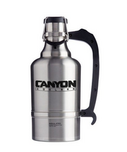 Canyon 128 ounce insulated drinktank growler