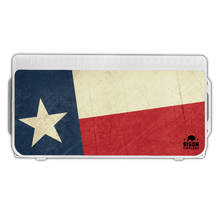 Bison Lid Graphic Texas Flag Lone Star state proud