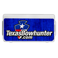 TBH Bison Texas Bow Hunter Lid graphic