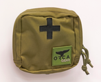 ORCA GEAR First Aid Kit Desert Green