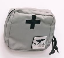 ORCA GEAR First Aid Kit Grey/Black