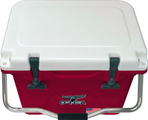 ORCA Team Coolers 20 Quart Crimson White - Made in the USA