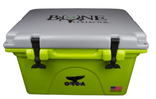 ORCA 26 Quart Bone Collector Lime Green/Gray Cooler
