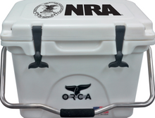 ORCA 20 Quart White NRA Official