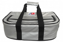 AO Carbon 38 Pack Stow-n-go silver