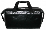 AO 36 pack vinyl soft cooler Black