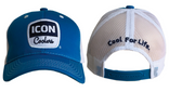 ICON Structured Hat Blue