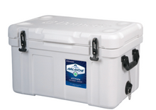 Avalanche Cooler 55L White Ice Chest